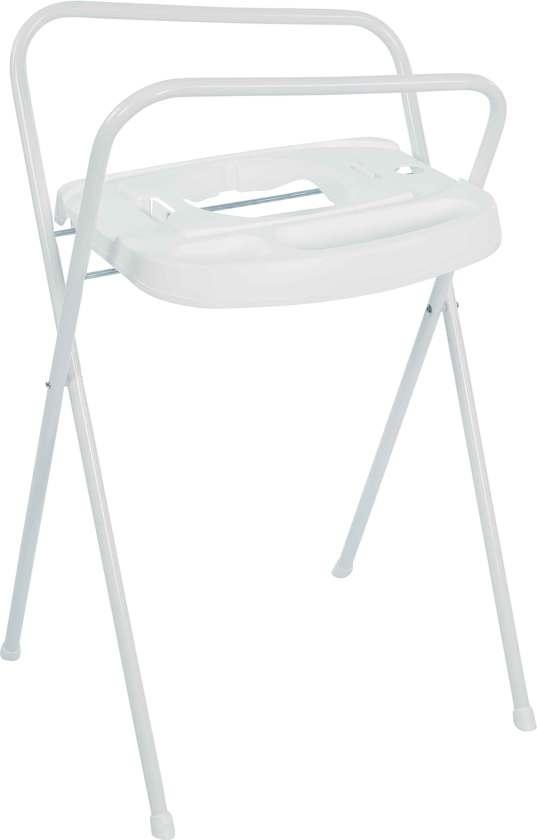 bébé-jou - Badstandaard 103 cm - Wit