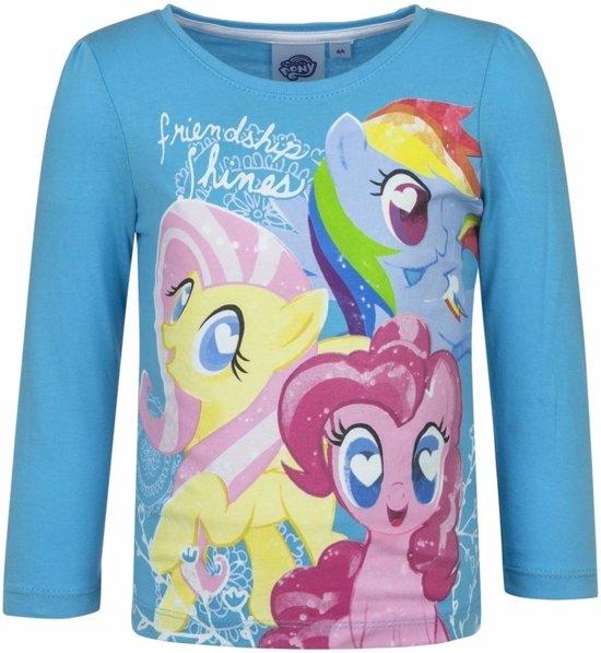 My Little Pony shirt blauw lange mouwen 98 (3 jaar) - voor meisjes