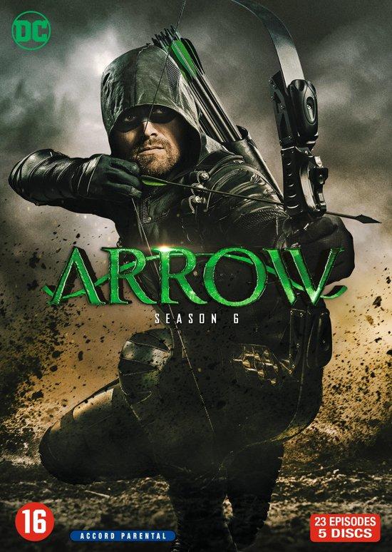 Arrow - Seizoen 6