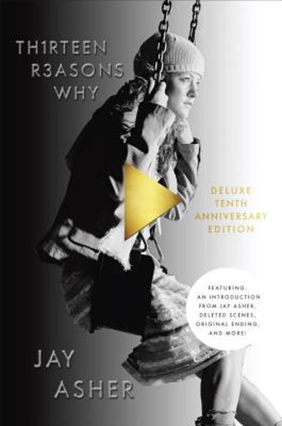 Boek cover Thirteen Reasons Why van Jay Asher (Hardcover)
