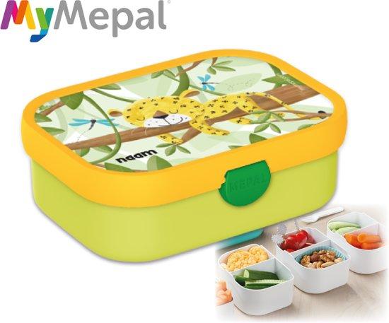 een paar dagen weg gloednieuw koop het beste bol.com | Mepal Lunchbox Luipaard
