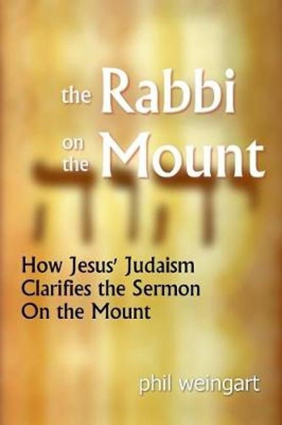The Rabbi on the Mount