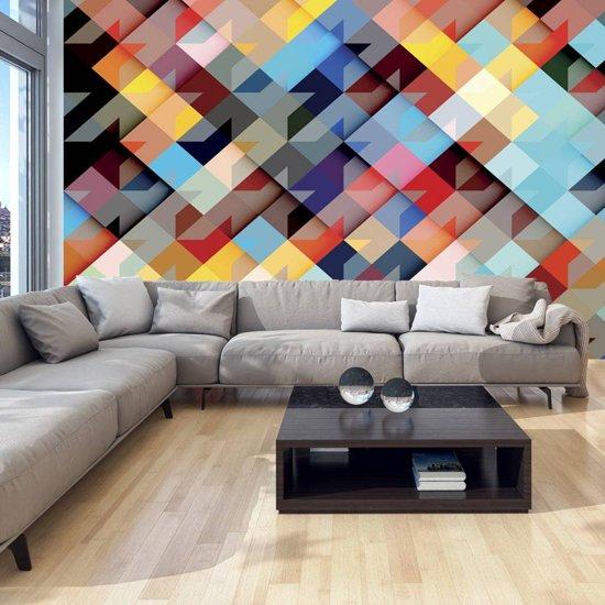 Fotobehang - Colour Patchwork