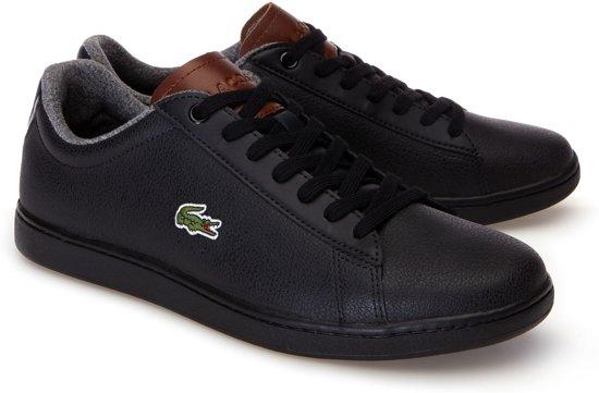 Lacoste Carnaby Sneaker SneakersMaat Zwart Mannen Heren 43 nO0wP8kX