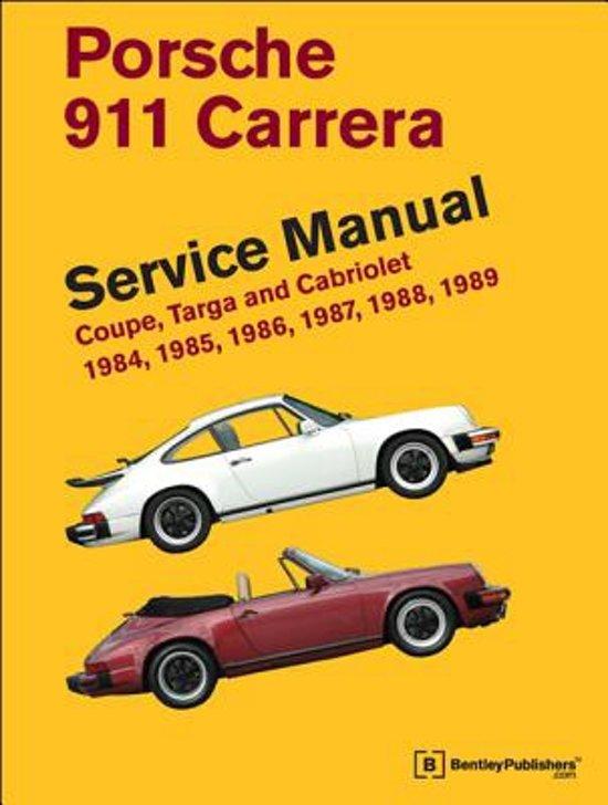 bol com porsche 911 carrera service manual bentley publishers rh bol com porsche 911 carrera service manual pdf porsche 911 carrera service manual pdf