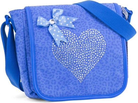 99d03fb3d12 bol.com   Zebra Trends Kids - Schoudertas - Kinderen - Blauw