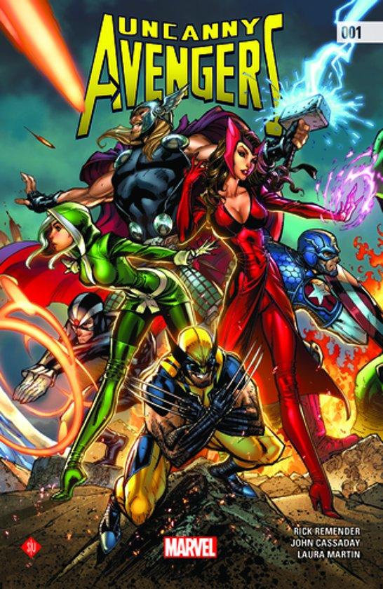 Marvel - 01 Uncanny Avengers