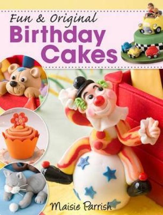 Terrific Bol Com Fun Original Birthday Cakes Maisie Parrish Funny Birthday Cards Online Alyptdamsfinfo