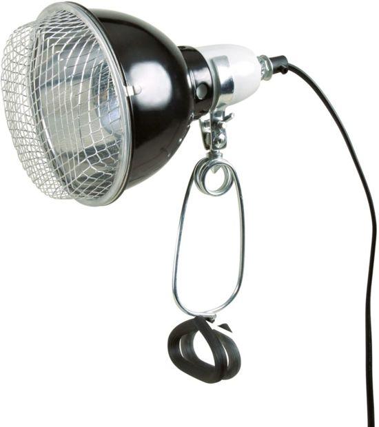 Reflector Klemlamp 100W, ø 14 × 17 cm
