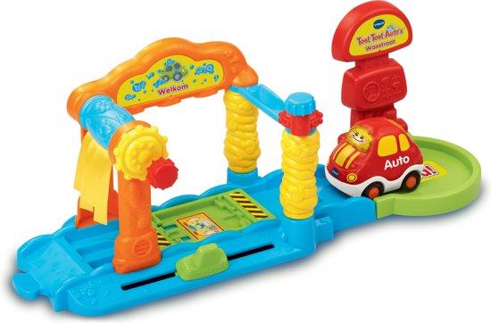 Garage Toet Toet : Bol.com vtech toet toet autos wasstraat speelset vtech speelgoed
