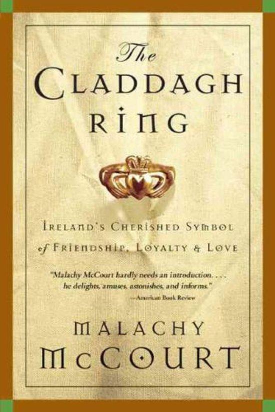 Bol Claddagh Ring Malachy Mccourt 9780762420148 Boeken