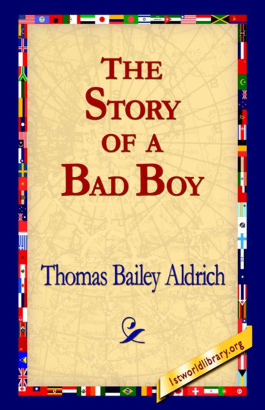 a paper on the story of a bad little boy