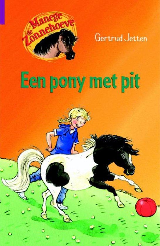 Bol Com Manege De Zonnehoeve Een Pony Met Pit Gertrud