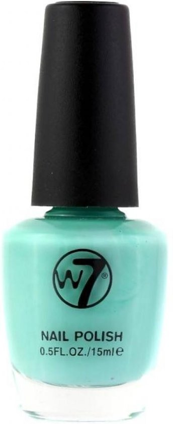 W7 Nagellak - nr. 61 Spearmint 15 ml