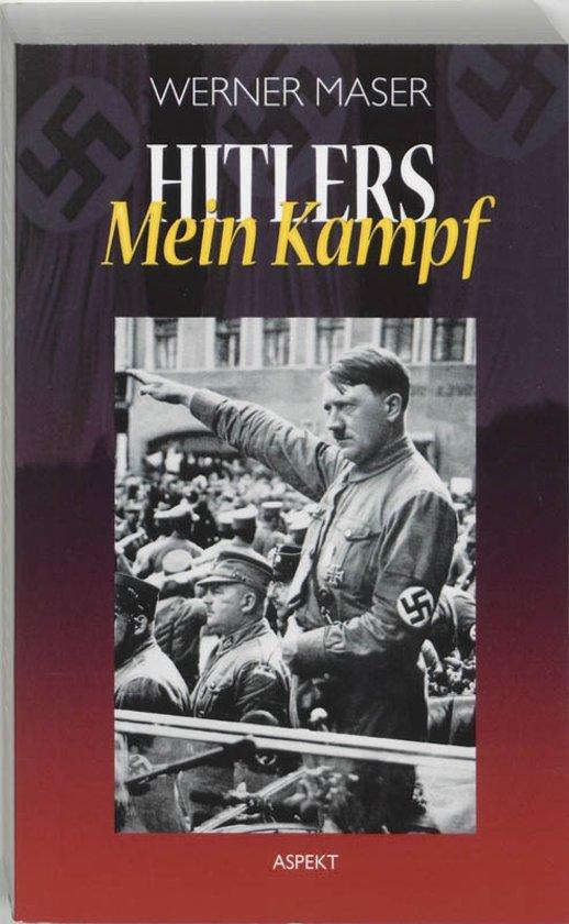 Citaten Hitler Duits : Bol.com hitler mein kampf een studie van een historisch document