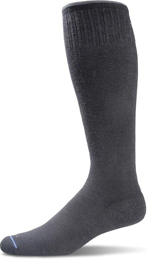 Sockwell dames sokken / compressiekousen / reiskousen Circulator Black, maat 35-38