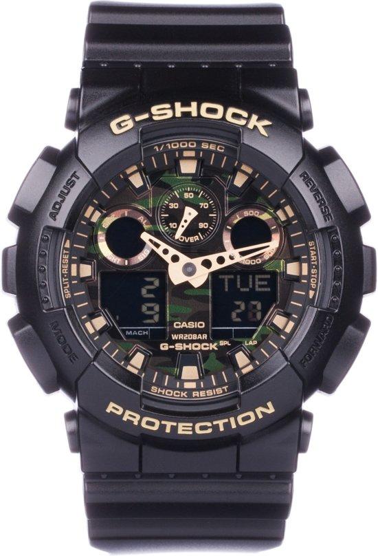 Casio G-SHOCK Classic GA-100CF-1A9ER