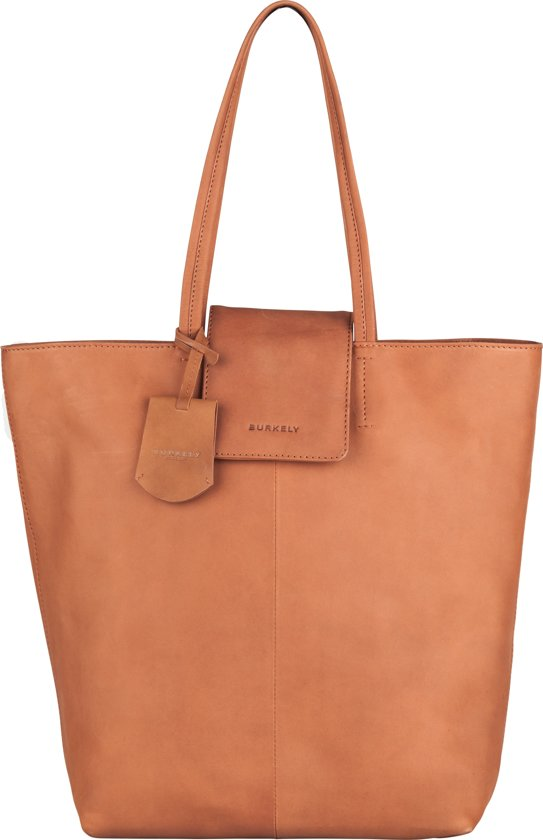 BURKELY by bol.com Shopper Mia - Shopper - Cognac