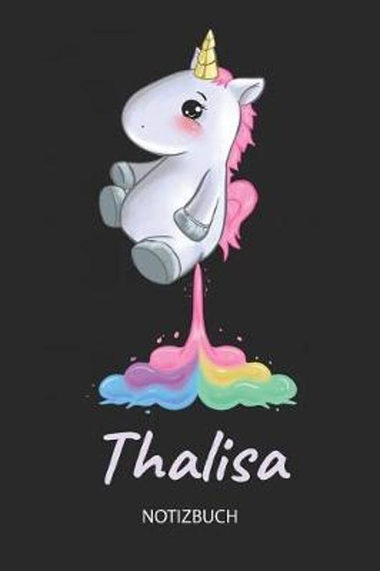 Thalisa - Notizbuch