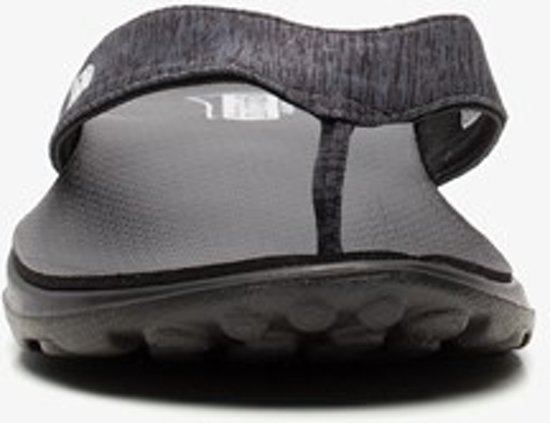 Skechers On-the-go Flow Dames Teenslippers - Zwart