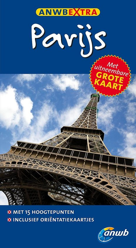 ANWB extra - Parijs