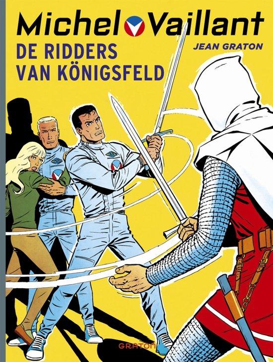 Michel Vaillant - Vintage: 012 De ridders van Koningsfeld