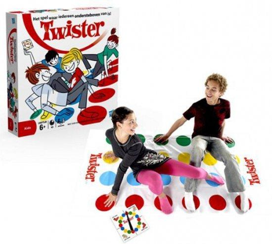 Afbeelding van het spel Twister spel