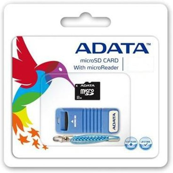 ADATA 8GB microSDHC flashgeheugen