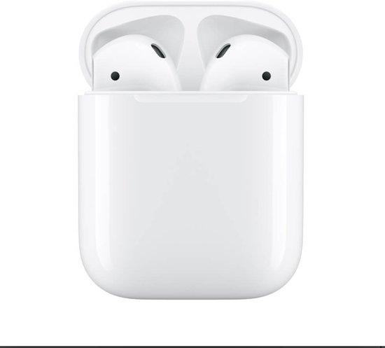 Afbeelding van Apple AirPods 2 - Volledig draadloze oordopjes - Wit