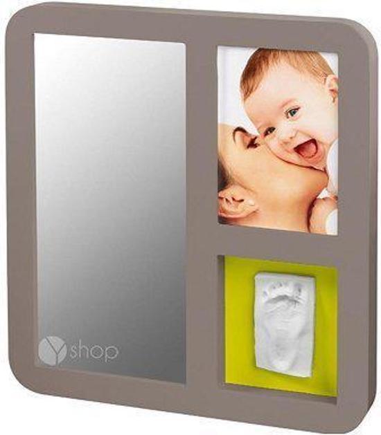 Baby Art - Spiegel - Taupe