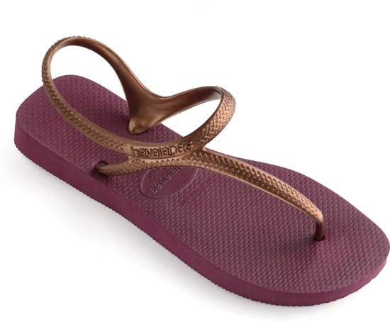 Havaianas Slippers Flipflops Flash Urban Rood Maat:35/36