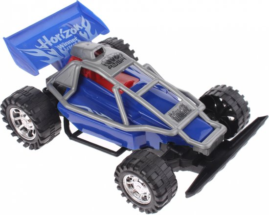 Toi-toys 4x4 Buggy 21 Cm Blauw