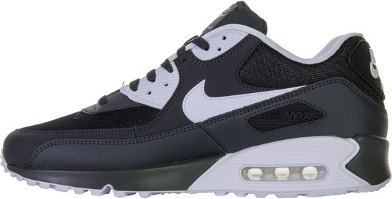 59cd74f8f67 Nike Air Max 90 Essential Sneakers Heren - Anthracite/White-Black 537384-089