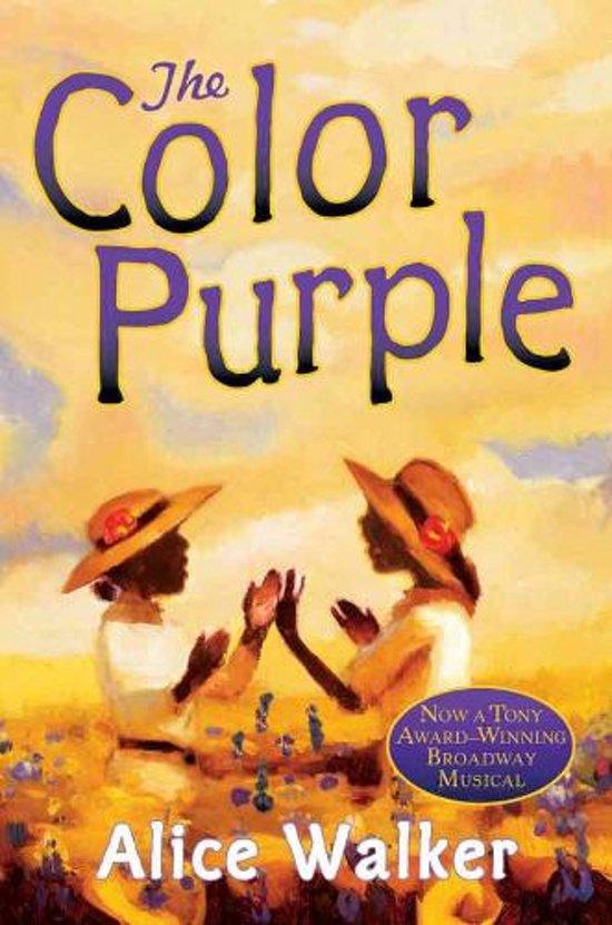 Bolcom Color Purple Alice Walker 9780156028356 Boeken