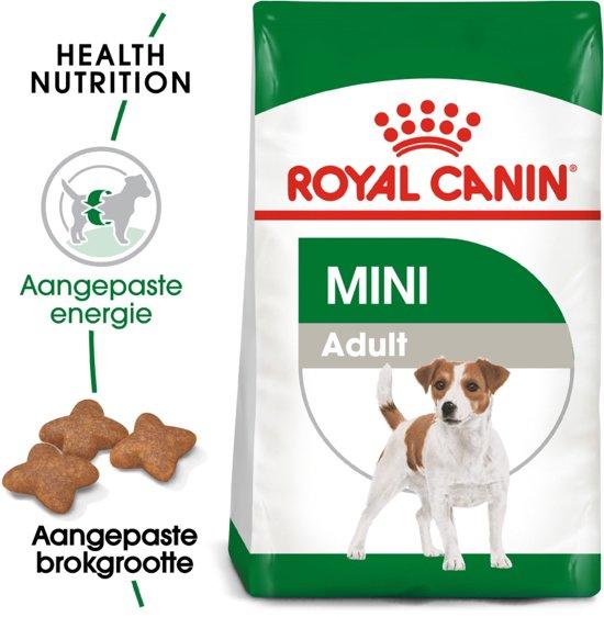 Mini Adult - Hondenvoer - 8 kg