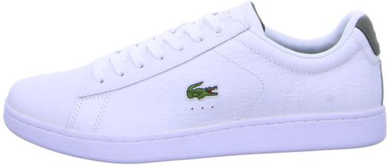 af878aece12293 Lacoste Carnaby EVO G117 4 SPM wit sneakers heren