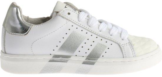 0d6667ee041 HIP Meisjes Sneakers H1784 - Wit - Maat 27 | Marathonreizen.NU