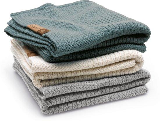 Bugaboo Soft Wool Dekentje - Gebroken Wit