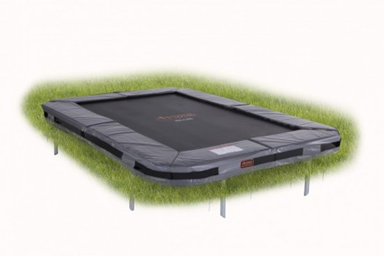 Avyna PRO-LINE InGround trampoline 23 (300x225) Grijs