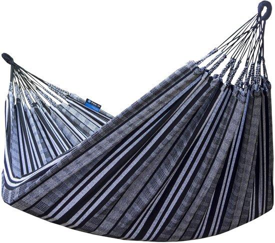 Potenza Pereida Zebra- twee persoons hangmat uit Colombia (draagkracht:200 kg)