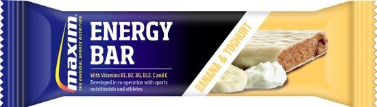Maxim Energy Bar Banana/Yoghurt 55g 10 Pack