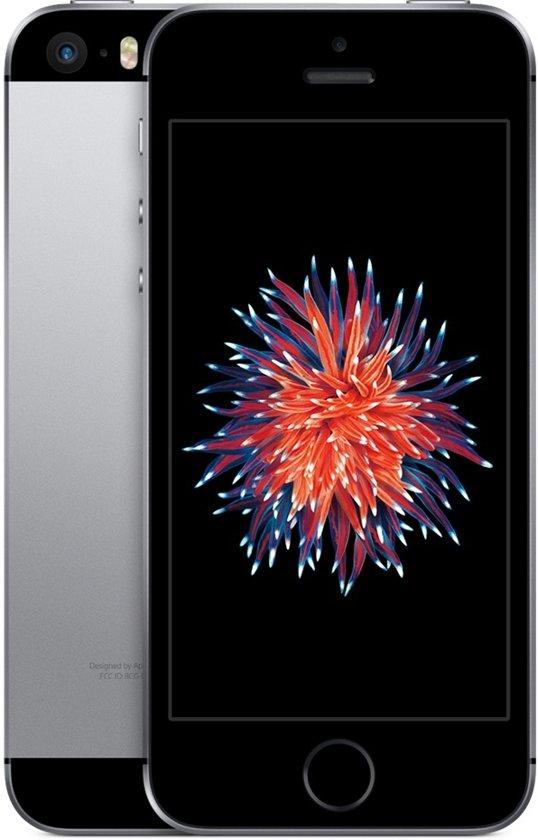 Forza Refurbished Apple iPhone SE 32GB Zwart | Zo goed als nieuw | A grade |