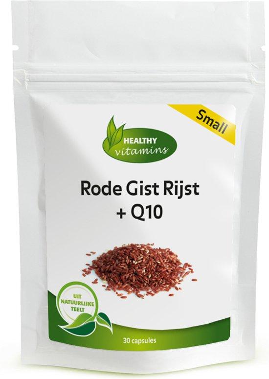 Rode gist rijst met Q10 - Small