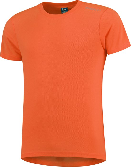 Rogelli Promo Running T-shirt - Sportshirt - Mannen - Maat XL - oranje