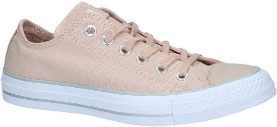 Inverse - Comme Bœuf - Sport Faible Sneakers - Femmes - Taille 42,5 - Argent - Noir / Noir / Blanc