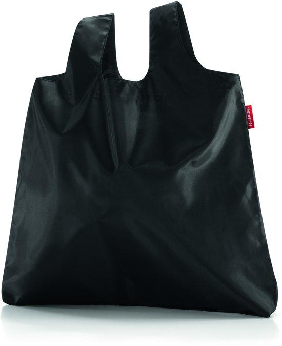 Reisenthel Mini Maxi Shopper Boodschappentas - Opvouwbaar - Zwart
