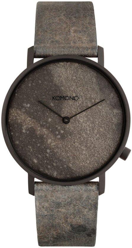 Komono Lewis Slate Horloge