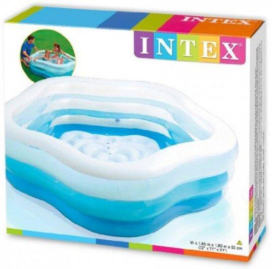Intex - Opblaaszwembad 'Summer Colors'