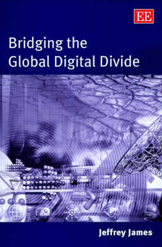 an analysis of the global digital divide Explaining the global digital divide: economic, political and sociological drivers our theoretical and empirical analysis of the global digital divide controls.