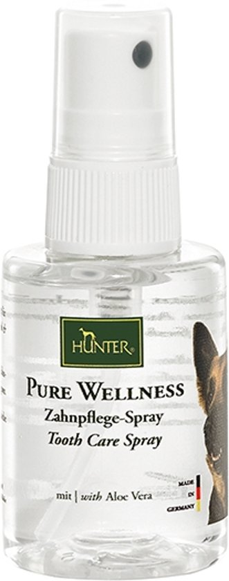 Hunter Pure Wellness Tooth Care Spray - Hond - Gebitsverzorging - 2 x 50 ml